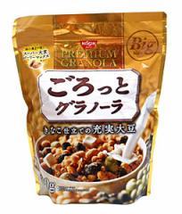 日清シスコ ごろっとグラノーラ充実大豆500g【イージャパンモール】