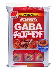 三幸 GABAチョコアーモンド 15枚   【イージャパンモール】
