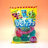 東豊製菓 のむんちょゼリー 90g×10個入【イージャパンモール】