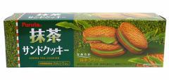 フルタ 抹茶サンドクッキー 10枚【イージャパンモール】