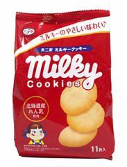 不二家 ミルキークッキー 11枚 【イージャパンモール】