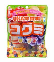 UHA味覚糖 コグミ わくわくMiX 85g【イージャパンモール】