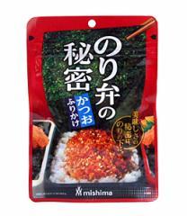 三島食品 のり弁の秘密 かつおふりかけ 22g【イージャパンモール】