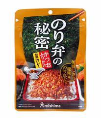 三島食品 のり弁の秘密カツオフリカケ和風カレー 20g【イージャパンモール】