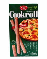 ヤマザキビス クックロールピザ味 12本【イージャパンモール】