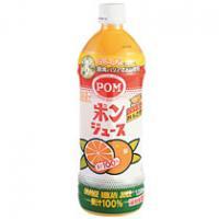 えひめ飲料 ポンオレンジ100% 1000ml【イージャパンモール】