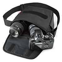 サンワサプライ 一眼レフカメラケース DG-SBG06BK【代引不可】【パソコングッズ館】