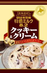 【送料無料】★まとめ買い★ ユーハ味覚糖 特濃ミルク8.2クッキー&クリーム ×6個【イージャパンモール】