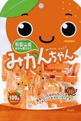 【送料無料】★まとめ買い★ 川口製菓 みかんちゃん ×10個【イージャパンモール】