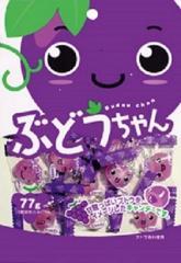 ★まとめ買い★ 川口製菓 ぶどうちゃん ×10個【イージャパンモール】