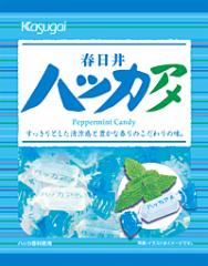 ★まとめ買い★ 春日井製菓 エコノミーハッカ飴 ×12個【イージャパンモール】