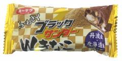 ★まとめ買い★ 有楽製菓 ふわさくブラックサンダーWきなこ ×20個【イージャパンモール】