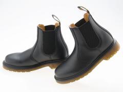 送料無料!! [ドクターマーチン] Dr.Martens 2976 CHELSEA BOOT チェルシー ブーツ サイドゴア BLACK 黒 #11853001