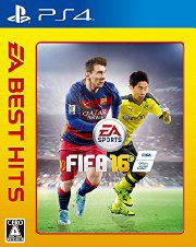 ◆即日発送◆PS4  FIFA16 (EA BEST HITS)新品16/06/02
