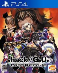 特価◆前日発送◆PS4 ドットハックGU ラストリコード .hack//G.U. Last Recode (特典:テーマDLC同梱)予約17/11/01