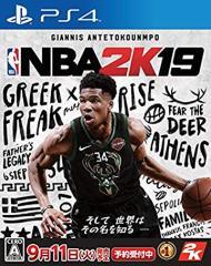 特価◆即日発送「先週の新作」◆PS4 NBA 2K19 通常版新品18/09/11