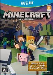 特価◆即日発送◆WiiU マインクラフト WiiUエディション新品16/06/23