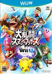 ◆即日発送◆WiiU 大乱闘スマッシュブラザーズ for WiiU 新品14/12/06