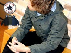 アウター メンズ マウンテンパーカー コンバース 3LAYER ブルゾン マルカワ CONVERSE ジャケット ジャンパー マウンテンパーカー ウイン