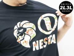 送料無料 大きいサイズ 3L 4L 5L メンズ Tシャツ 半袖 NESTA BRAND キングサイズ XL 3L マルカワ ネスタブランド プリン