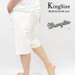 Wrangler/ラングラー 大きいサイズ!COOL&LIGHT ストレッチショートパンツ