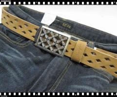 ベルト ロングサイズ 長尺 Wrangler ラングラー ダイヤパンチングベルト ロングサイズ