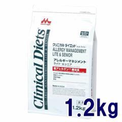 【C】森乳 クリニカルダイエット アレルギーマネジメント ライト&シニア 1.2kg