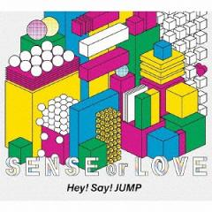 送料無料有/[CD]/Hey! Say! JUMP/SENSE or LOVE [2CD+DVD/初回限定盤]/JACA-5749
