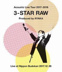 送料無料有/[Blu-ray]/絢香/Acoustic Live Tour 2017-2018 〜3-STAR RAW〜/AKXO-90059