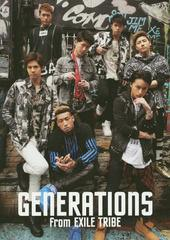 送料無料有/[書籍]/GENERATIONS from EXILE TRIBE/GENERATIONSfromEXILETRIBE/著/NEOBK-1665940