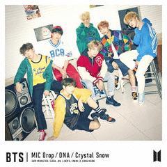 送料無料有/[CD]/BTS (防弾少年団)/MIC Drop/DNA/Crystal Snow [DVD付初回限定盤 A]/UICV-9267