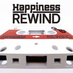 送料無料有/[CD]/Happiness/REWIND [CD+DVD]/RZCD-86241