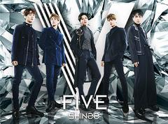 送料無料有 初回/[CD]/SHINee/FIVE [Blu-ray付初回限定盤 A]/UPCH-29248