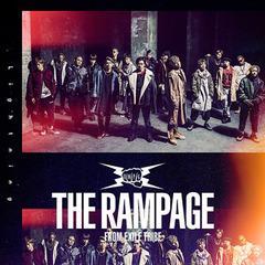 送料無料有/[CD]/THE RAMPAGE from EXILE TRIBE/Lightning [CD+DVD]/RZCD-86226