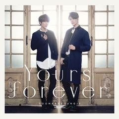 送料無料有/[CD]/ユナク&ソンジェ from 超新星/Yours forever Type-A [CD+DVD]/YRCS-95073