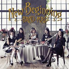 送料無料有/[CD]/BAND-MAID/New Beginning [CD+DVD]/YZPP-10001
