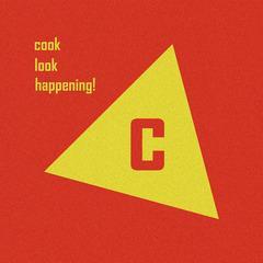 [CD]/cook look happening!/「c」/DAKCLH-1