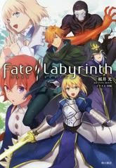 [書籍]/Fate/Labyrinth (単行本コミックス)/桜井光/文 TYPE-MOON/原作/NEOBK-1881414