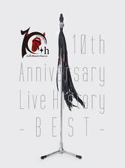 送料無料有/[DVD]/Acid Black Cherry/10th Anniversary Live History -BEST-/AVBD-32265