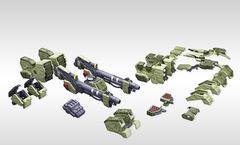 送料無料有/[グッズ]/ZOIDS 1/72 ライガーゼロ専用 パンツァーユニット/NEOGDS-110101