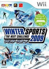 送料無料有/[Wii]/WINTER SPORTS 2009 THE NEXT CHALLENGE [Wii]/ゲーム/RVL-P-RRUJ