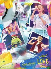 送料無料有/[DVD]/西野カナ/Just LOVE Tour [初回生産限定版]/SEBL-231