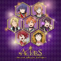 送料無料有/[CD]/オムニバス/ACTORS -Deluxe Delight Edition-/QWCE-629