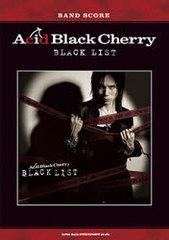 送料無料有/[書籍]楽譜 Acid Black Cherry「BLACK LIST」 / バンド・スコア/シンコーミュージック・エンターテイメント/NEOBK-476737