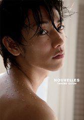 送料無料有/[書籍]NOUVELLES 佐藤健写真集/NDCHOW/NEOBK-911822