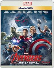 送料無料有/[Blu-ray]/アベンジャーズ/エイジ・オブ・ウルトロン MovieNEX [Blu-ray+DVD]/洋画/VWAS-6172