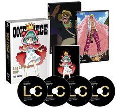 "送料無料 初回 特典/[DVD]/ONE PIECE Log Collection ""SOP""/アニメ/EYBA-11408"