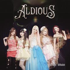 送料無料有/[CD]/Aldious/Unlimited Diffusion [輸入盤]/JPU-41