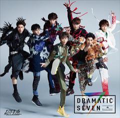送料無料有/[CD]/超特急/Dramatic Seven/ZXRC-2007