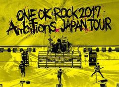 "送料無料有/[DVD]/ONE OK ROCK/LIVE DVD 「ONE OK ROCK 2017 ""Ambitions"" JAPAN TOUR」/AZBS-1042"